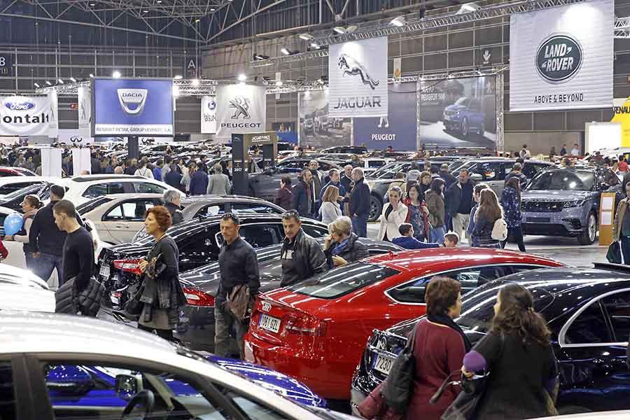 Feria del Automóvil de Valencia 2018: más de 4.000 coches a la venta
