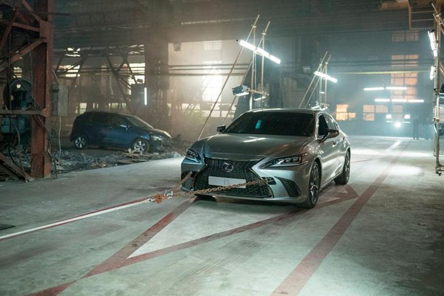 El anuncio del Lexus ES 300h que es digno de un Oscar