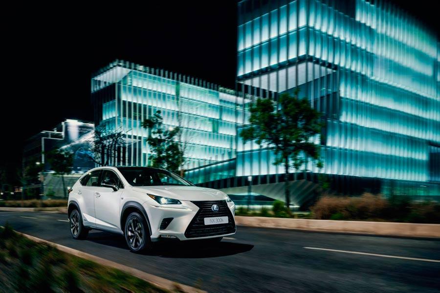 Lexus NX300h Sport Edition: deportividad y sofisticación van de la mano