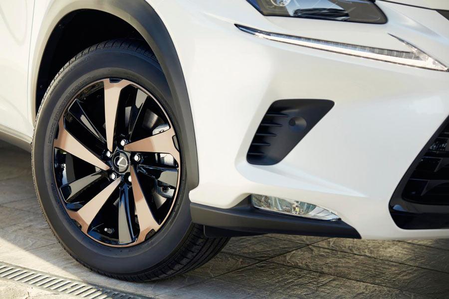 Lexus NX300h Sport Edition