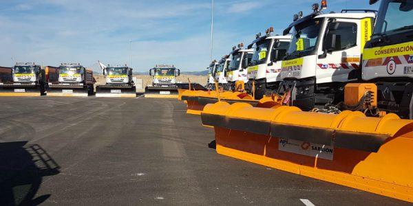 El plan de la DGT para que las nevadas no bloqueen las carreteras españolas
