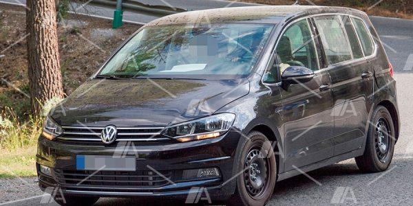 Fotos espía del nuevo Volkswagen Variosport
