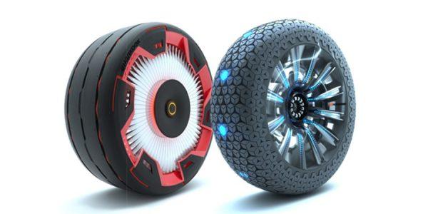 Hankook presenta dos neumáticos experimentales en Essen