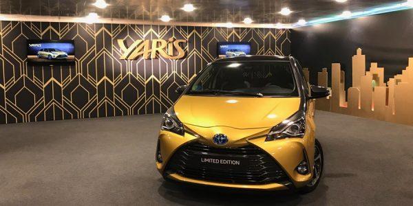 Toyota Yaris Y20: un veinteañero de lo más exclusivo