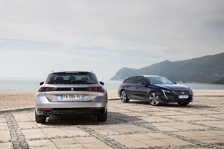 El precio de partida del Peugeot 508 SW se situará en torno a los 30.000 euros.