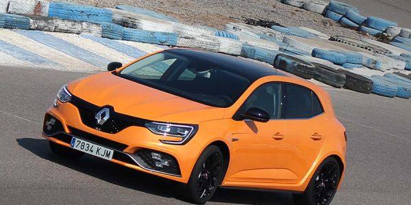 Prueba del Renault Mégane R.S. 2018: vivir de tramo en tramo