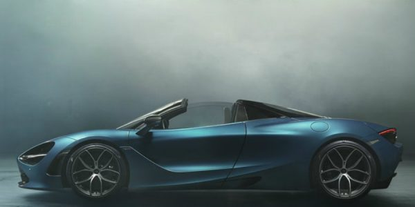 McLaren 720s Spider: despéinate la melena a 320 km/h