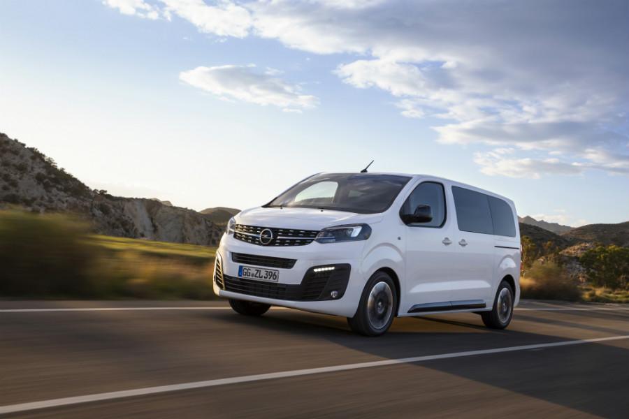 Nuevo Opel Zafira Life Un Cambio De Concepto Autocasin