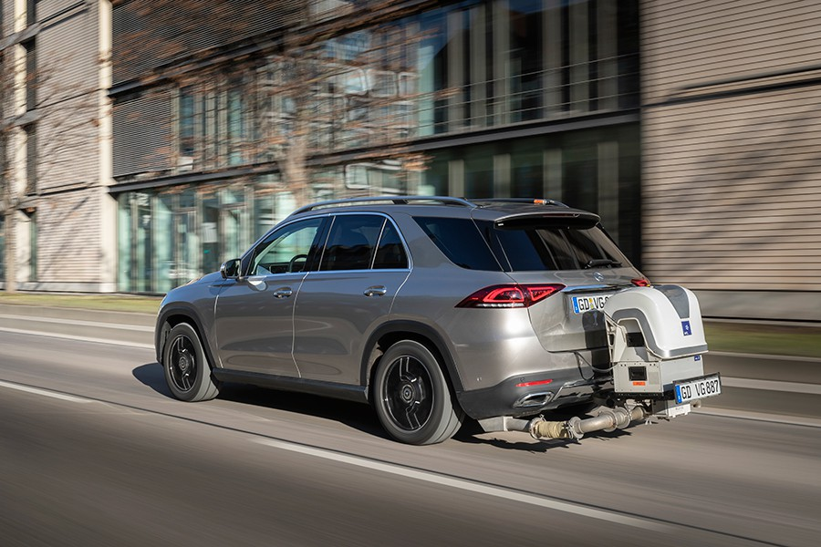 Así reduce Mercedes sus emisiones. 7 fotos 389e13172d84a