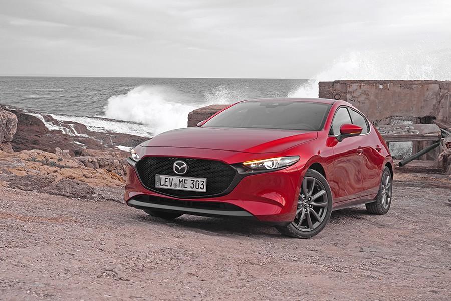 Primera prueba del nuevo Mazda3 2019: ¿el mejor coche