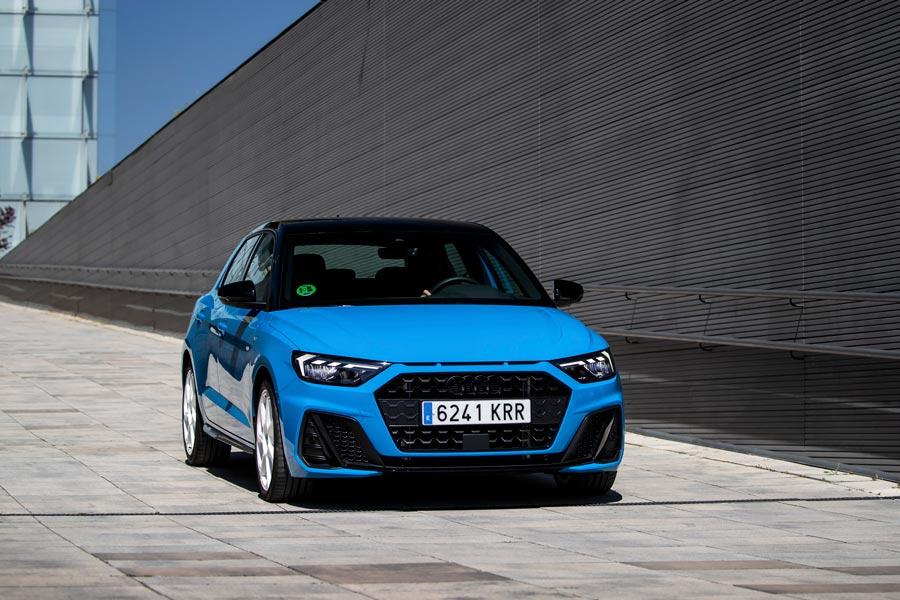 Audi A1 Sportback estáticas.