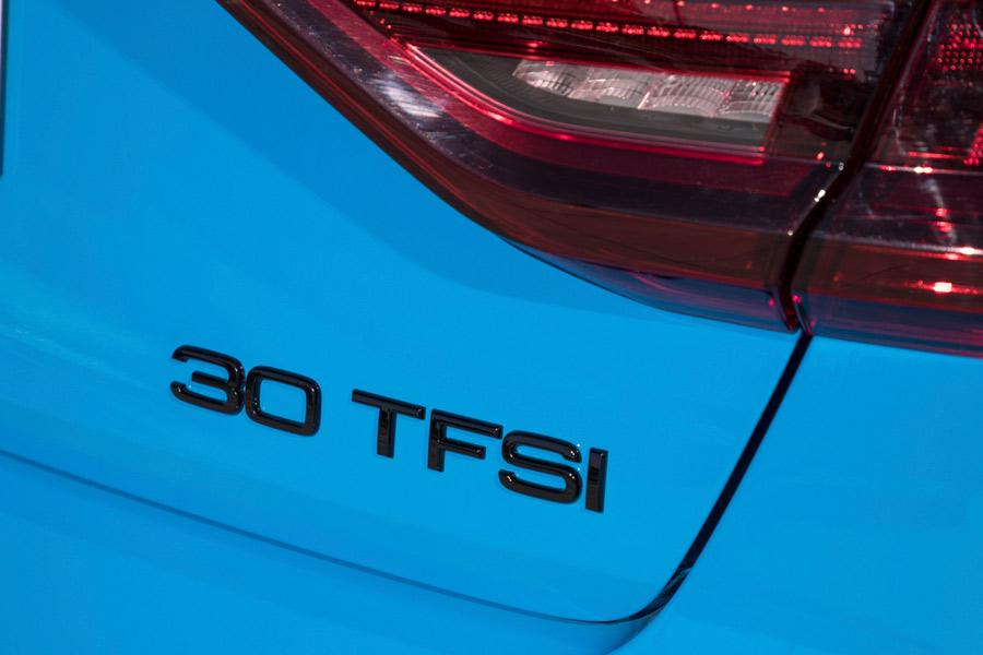 Audi A1 Sportback detalles.