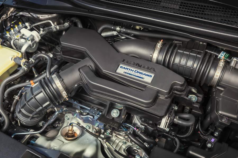 Honda HR-V Sport motor.