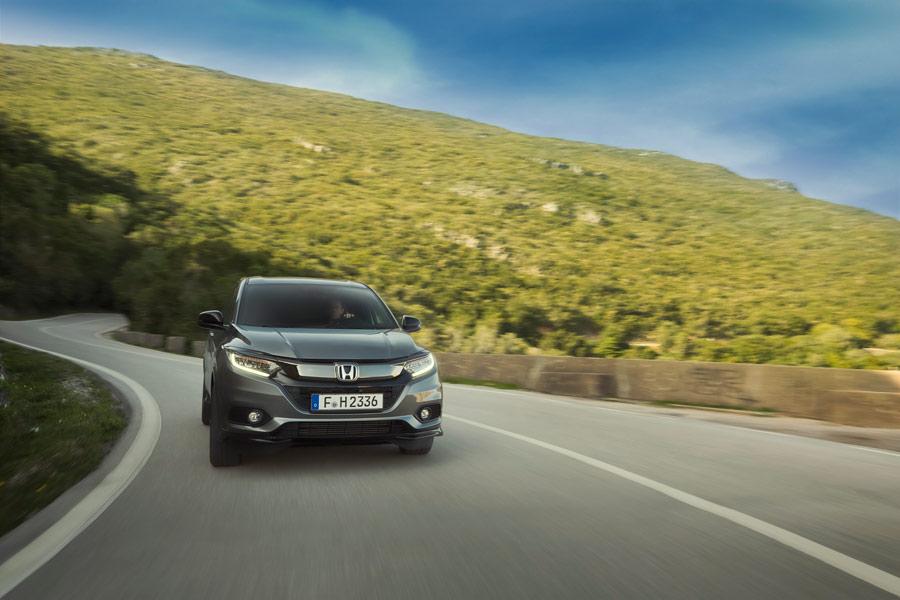 Honda HR-V Sport dinámicas.