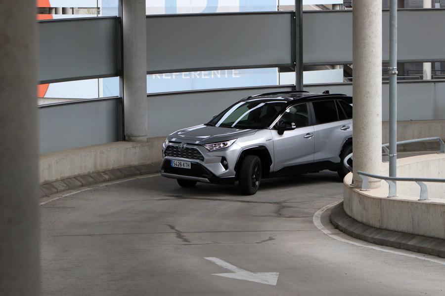 e76490f18 Prueba del Toyota RAV4 4x2 Feel! 2019: evolucionar en el buen camino ...