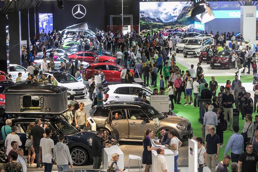 1edcc5c34 Salón del Automóvil de Barcelona 2019: cómo llegar, precios y ...