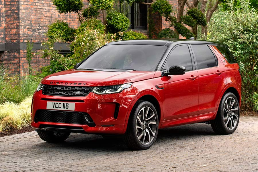 Land Rover Discovery Sport >> Land Rover Discovery Sport 2019: el SUV británico se ...