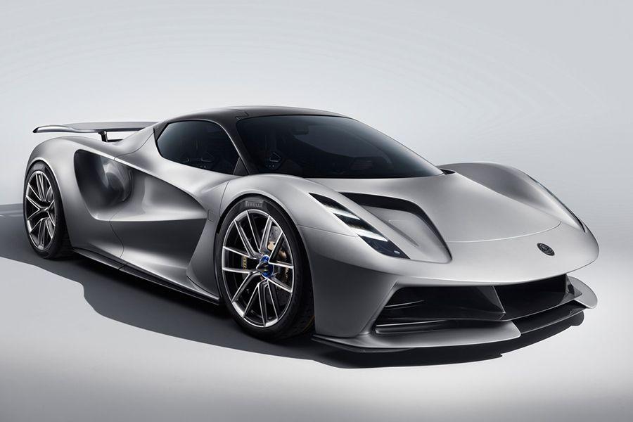 El último modelo de Lotus no tiene nada que ver con lo que, hasta ahora, nos tenía acostumbrados la firma británica.