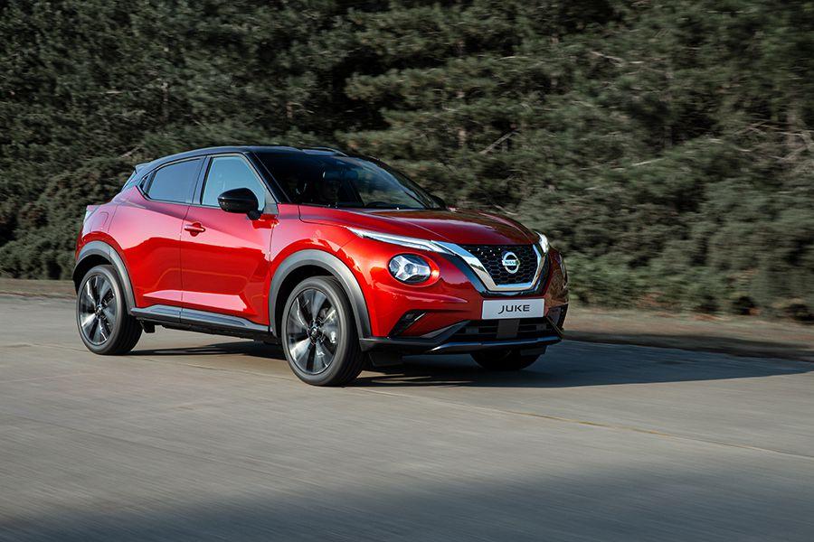 El Nissan Juke se llegará al mercado solo con un motor de gasolina de 117 CV.