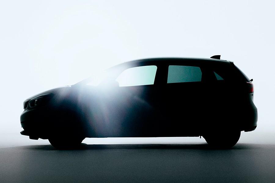Teaser nuevo Honda Jazz 2020