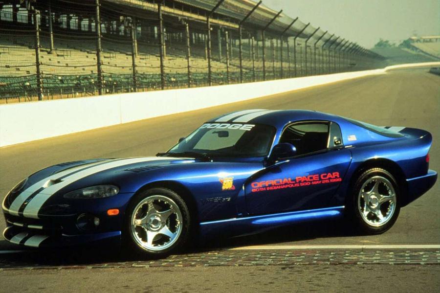 Dodge Viper GTS 1996