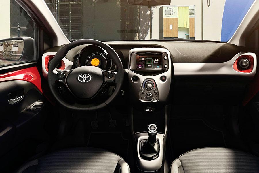 Toyota Aygo, de oferta