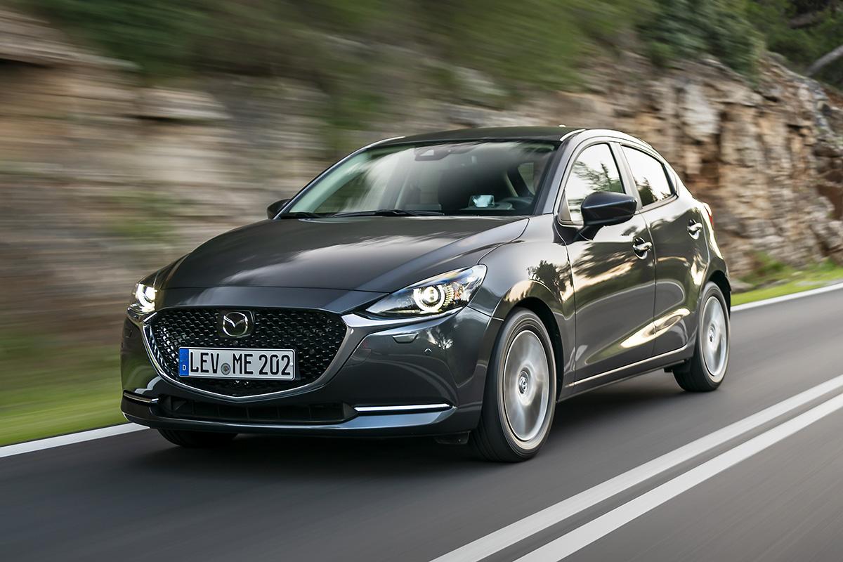 Primera prueba del Mazda2 2020: ahora con etiqueta ECO ...