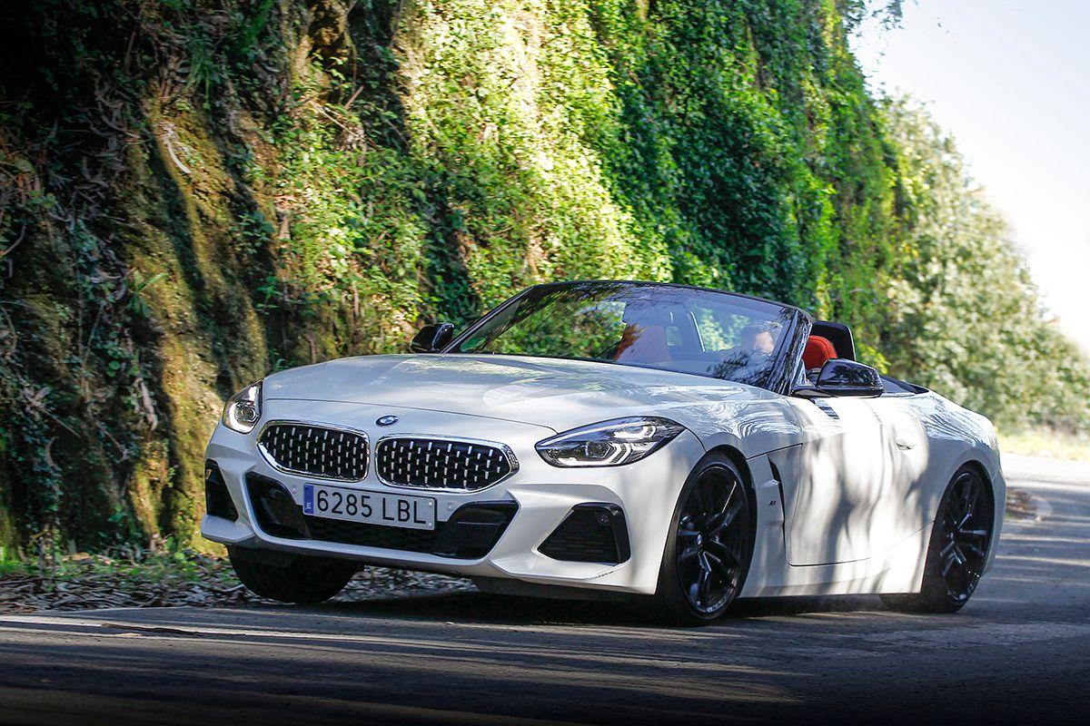 2021 BMW Z4 Roadster Concept