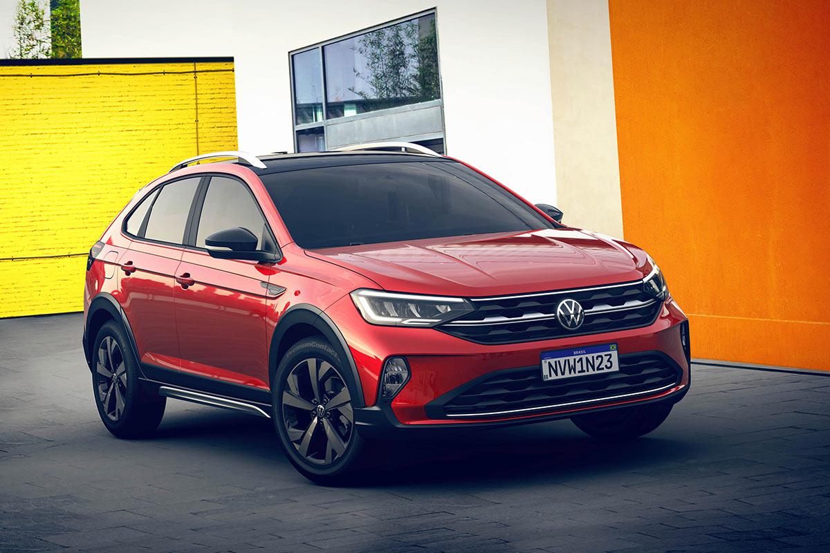 Oficial Volkswagen Nivus El Suv Coupe De Vw Llegara A Europa En 2021 Autocasion