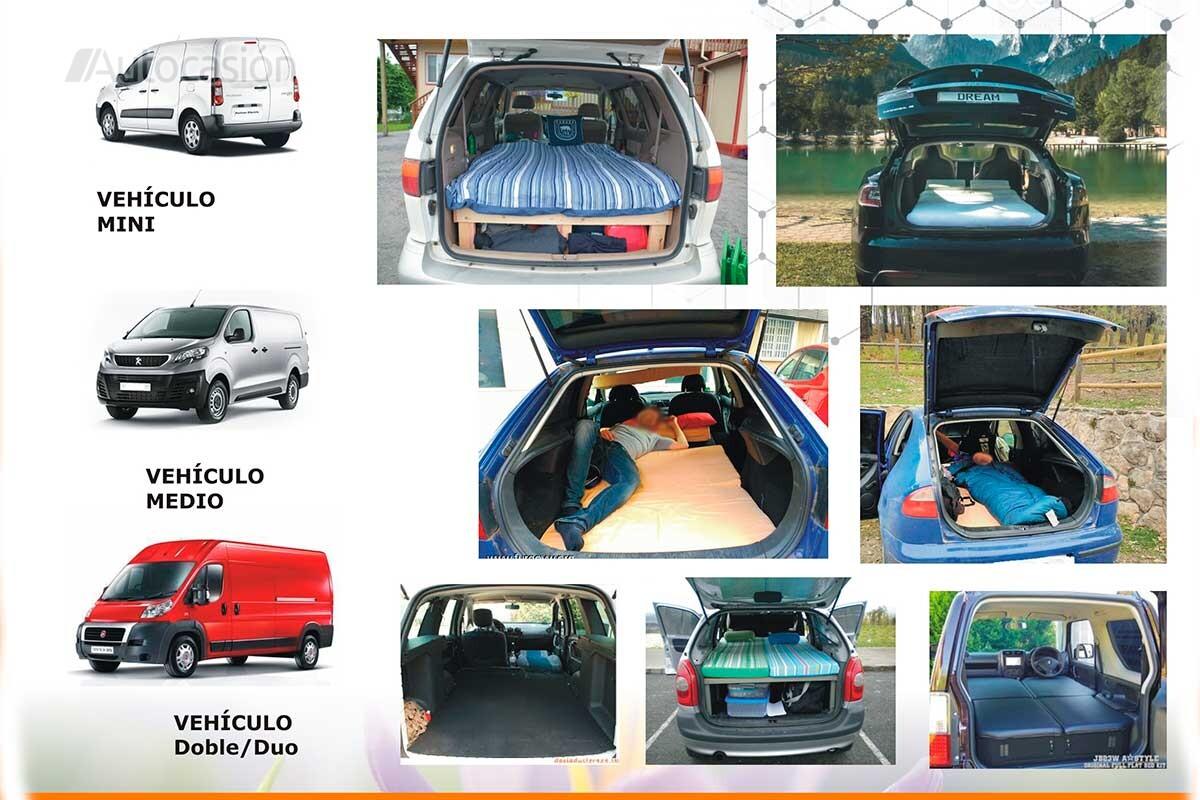 Tipos de coche colmena