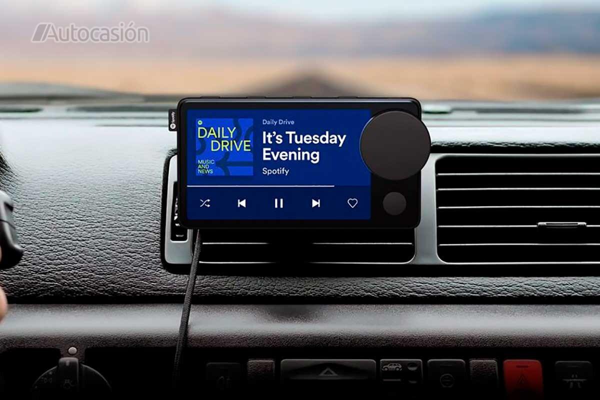 Spotify Car Thing, alternativa a Apple CarPlay o Android Auto