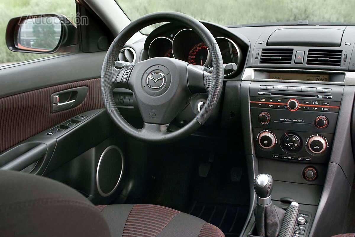 Mazda3 first generation