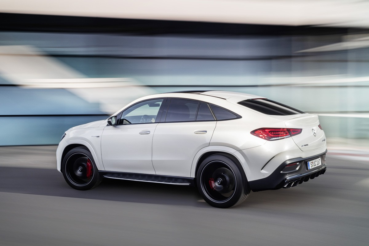 2021 Mercedes Gle Coupe Configurations
