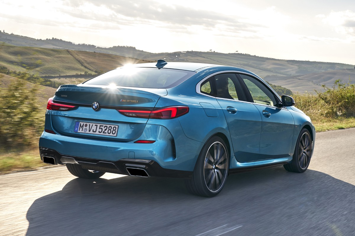 2021 BMW 220D Xdrive New Model and Performance