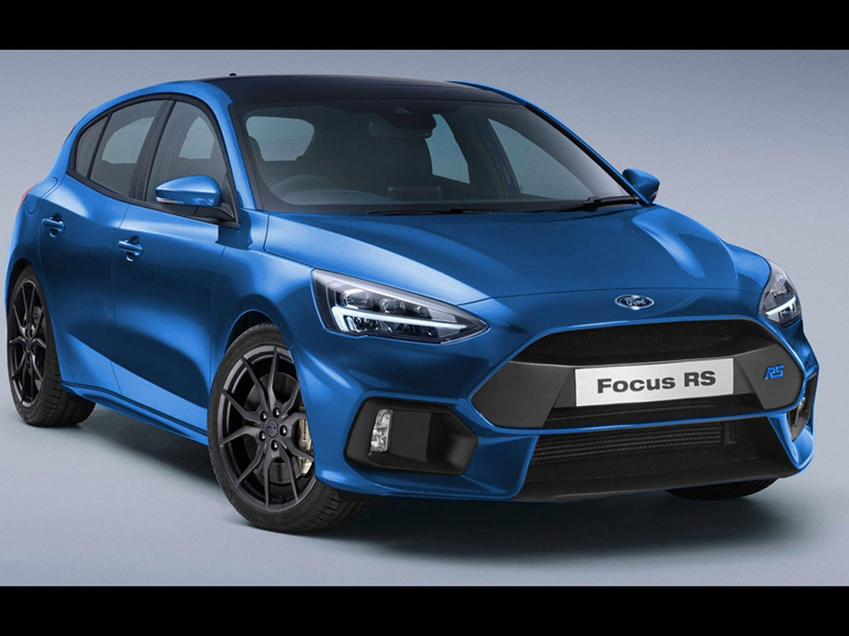 2021 Ford Fiesta St Rs Interior