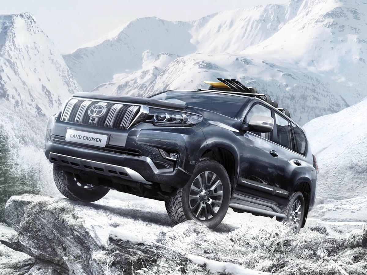 2021 Toyota Land Cruiser Diesel Redesign and Review