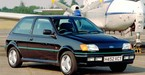 Coches míticos: Ford Fiesta XR2 y RS Turbo