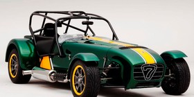 Caterham Seven Team Lotus: como un F1
