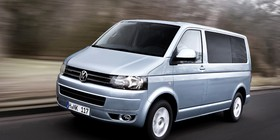 Volkswagen Multivan BlueMotion y California Berghaus