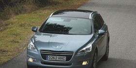 Analizamos el Peugeot 508 familiar