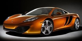 Alquilar un McLaren MP4-12C es posible