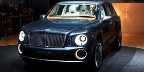 Bentley presenta el EXP 9 F