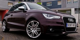 Audi A1 S-Line Exclusive Edition 1.4 TFSI 122 CV