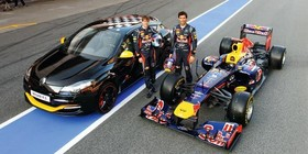 Renault Mégane RS Red Bull Racing RB7