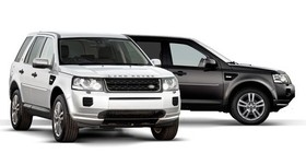 Nuevos Land Rover Freelander 2 Black & White Edition