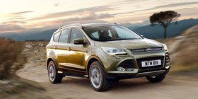 Nuevo Ford Kuga, un SUV `made in Spain´