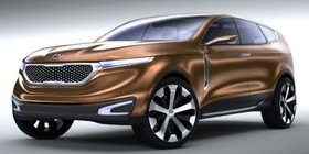 Kia Cross GT Concept: debuta en Chicago