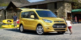 Ford Tourneo Connect, ahora con motor EcoBoost 1.0