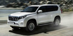 Toyota Land Cruiser 2014: restyling a la vista