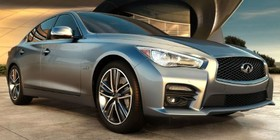 Infiniti Q50, disponible desde 34.900 euros